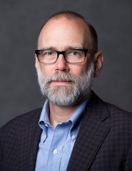 Portrait of Michael Bannon