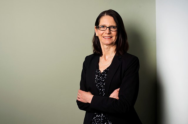 Welcome to our new Provost, Nadine Aubry